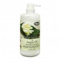 O'Naomi White Michelia & Argan Oil Moisturizing Bath 800ml