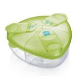 奶粉儲存盒(綠色)