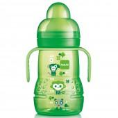 MAM啟蒙水杯 220ML (綠色)