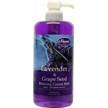 Lavender Relaxing Bath