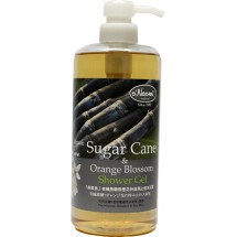 Organic Sugar Cane &Orange Blossom Shower Gel