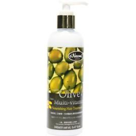 梨奧美有機橄欖納米多種維生素營養防脫修護精華素