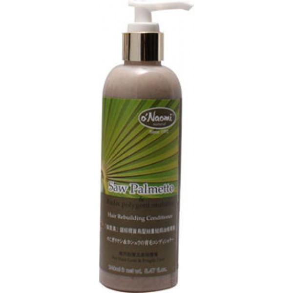 梨奧美鋸棕櫚首烏髮絲重組護髮素