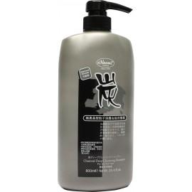 梨奧美炭粒子深層去垢洗髮露
