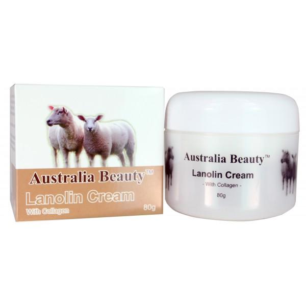 Australia Beauty 羊脂骨膠原再生面霜